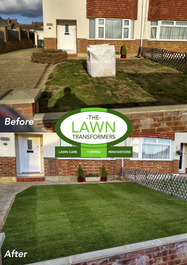 Front-Lawn-returf-Bearsted-Maidstone-ME14-ME15