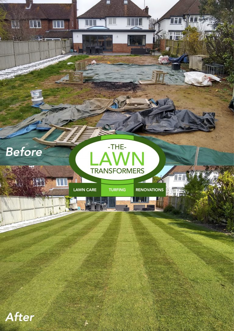 Lawn-Levelling-and-Turfing-Contractors-Loose-Kent-ME17