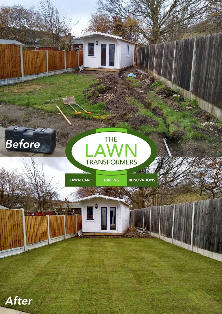 Lawn-Levelling-and-Turfing-Contractors-Sidcup-Kent-DA14-DA15