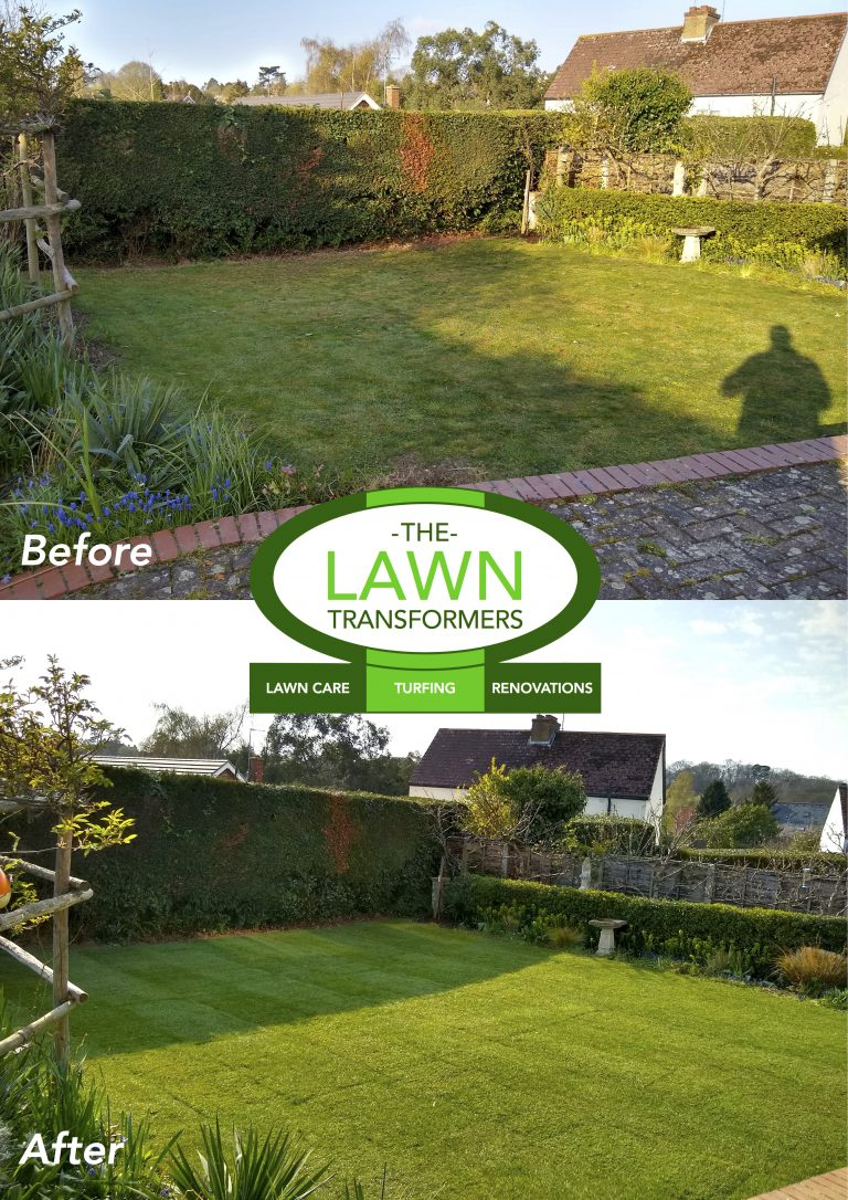 Lawn-Replacement-Bearsted-Maidstone-Kent-Turfing-ME14-ME15-ME16