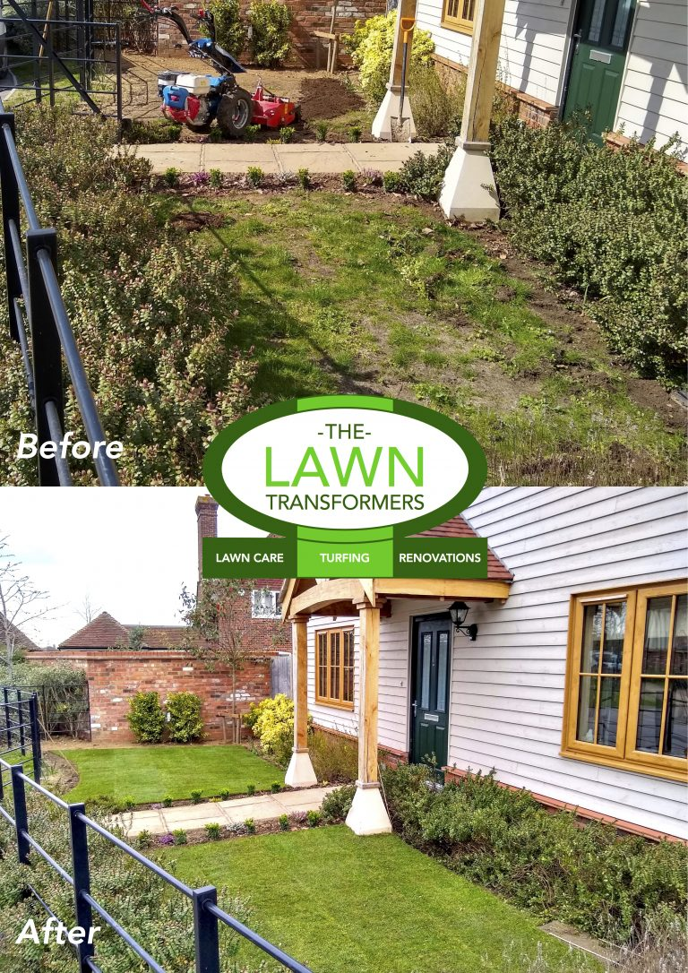 Lawn-Replacement-turfing-company-Aylesford-Kent-ME20-ME19